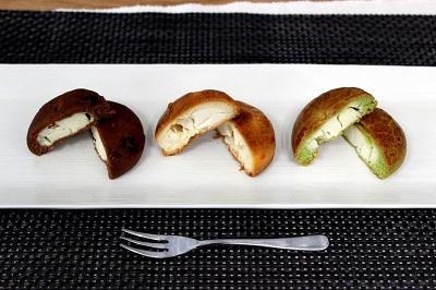 元祖三色チーズ饅頭 20個セット
