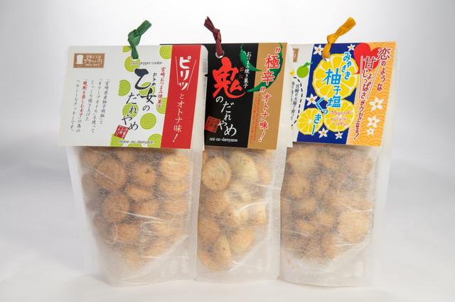 おつまみ焼菓子