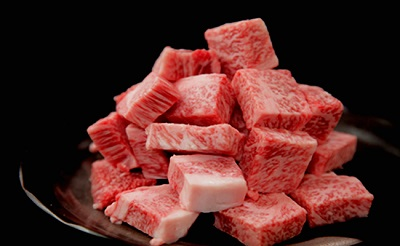 宮崎県産牛肉サイコロステーキ