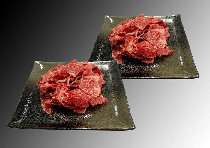 有限会社 山之口畜産 やまちくアン黒切落し 1.0kg